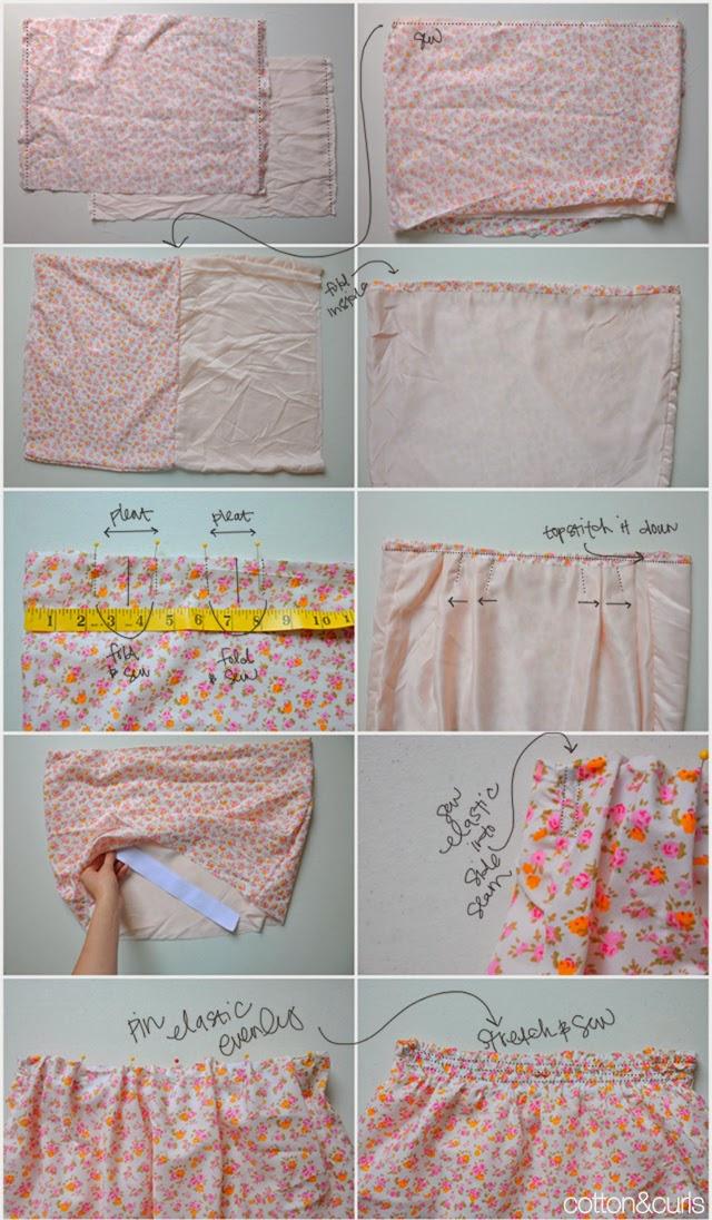 Cómo hacer unos shorts sin patrón