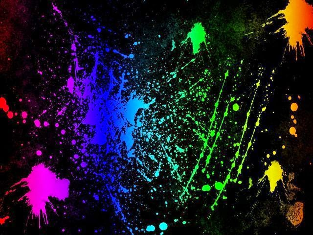 Neon Paint Colors for Walls