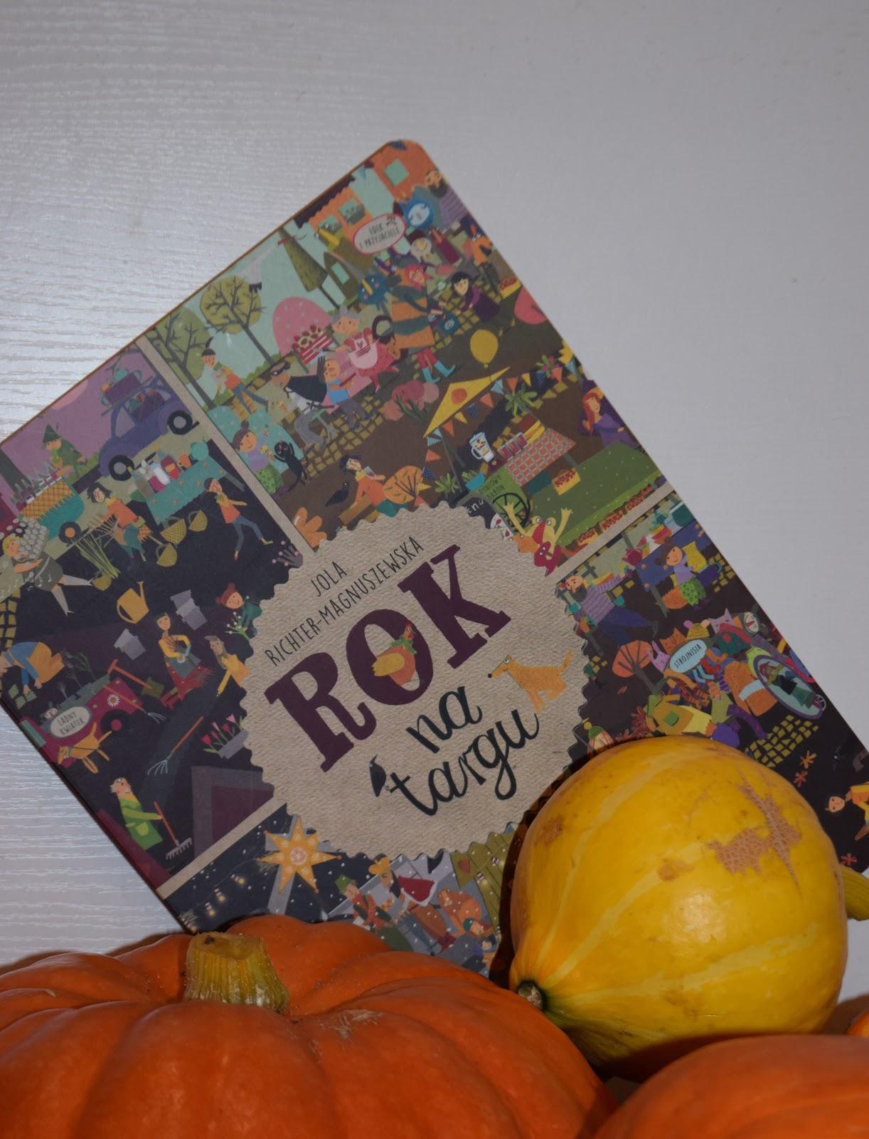 ROK NA TARGU - Wydawnictwo Nasza Księgarnia