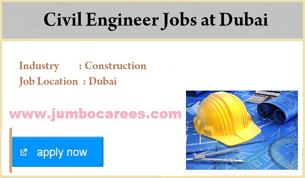 Company jobs in Dubai, Civil engineer jobs in Dubai May 2018,