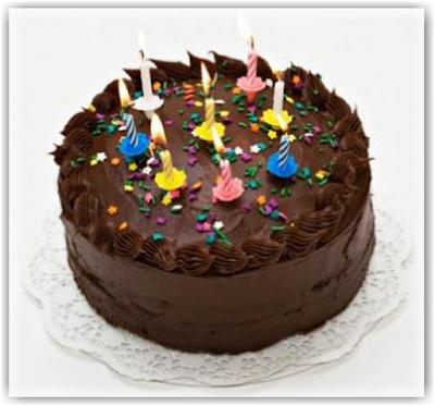 Membuat Sendiri Kue Ulang Tahun Sederhana Untuk Anak