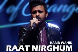 RAAT NIRGHUM - HABIB WAHID Image