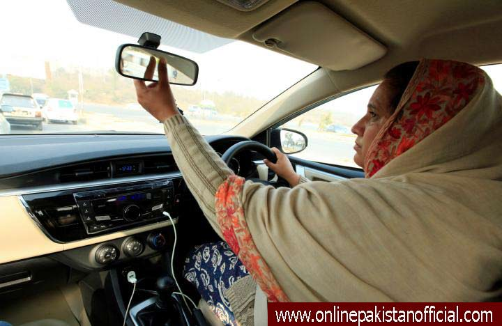 Careem Starts female cab drivers Service in Pakistan