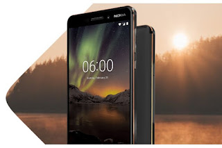 HMD Global Launches Mid-range Nokia 6.1 with 4GB RAM