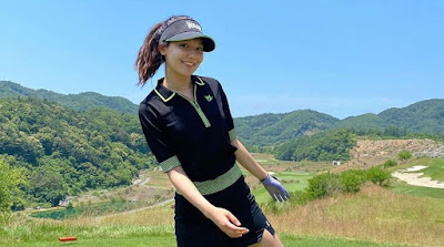SNSD Sooyoung Golf
