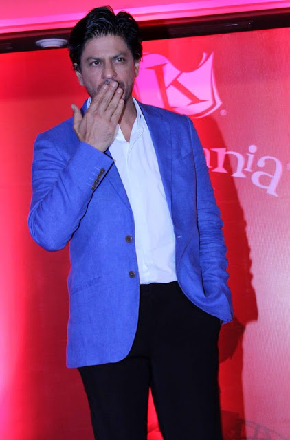 Shahrukh Khan at KidZania Launch