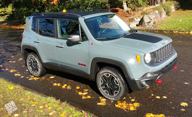 The Jeep Renegade sells well in May, 2016