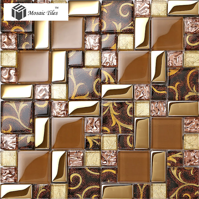 it is highly recommended for the living background wall dcor if you want a modern style living room this mosaic is a good try
