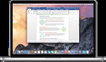 Aggiornamento Microsoft Office 2016 15.29.0 per Mac