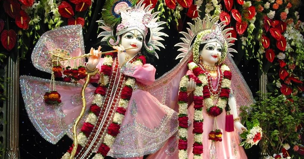 Guru Nanak Dev Ji Hd Wallpaper Beautiful Radha Krisha In Pink Dress Hd Wallpaper Hd