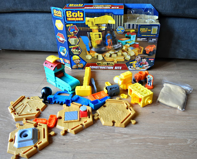 Bob the Builder™ Mash & Mold Construction Site