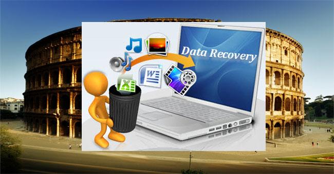 Phục hồi dữ liệu bị mất trên máy tính