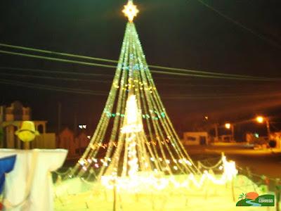 É Natal em Córrego