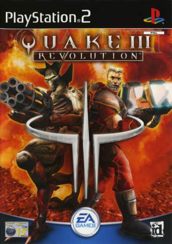 Quake III: Revolution (NTSC) PS2 Download