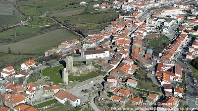 Mogadouro - Castelo de Mogadouro