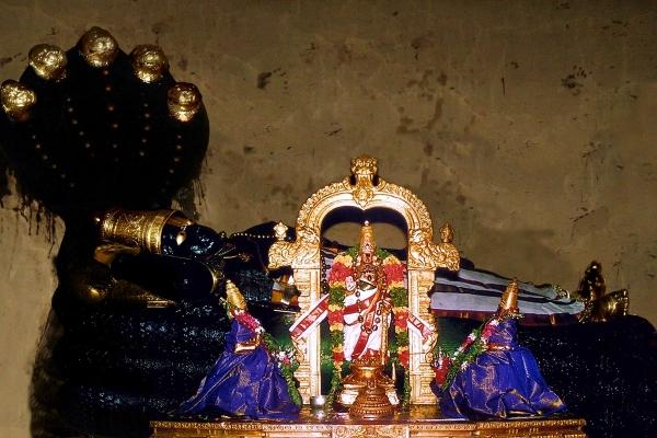 Lord Narayana Hd Wallpapers Virtual Divya Desa Yatra Srirangam Thiruarangam