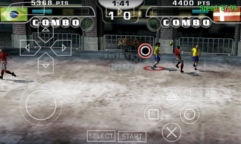 Fifa Street 2 Ppsspp Cso Highly Compressed Full Game 70mb