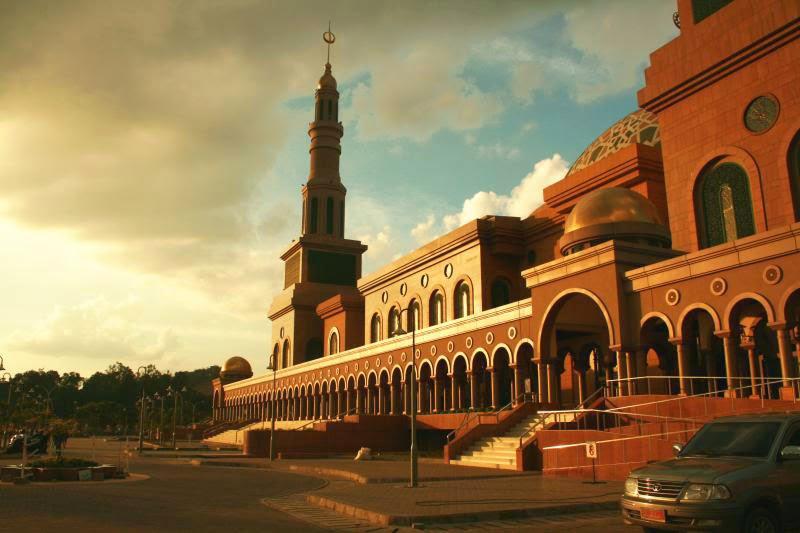 Tempat Wisata Di Kalimantan Timur Dengan Nuansa Religi