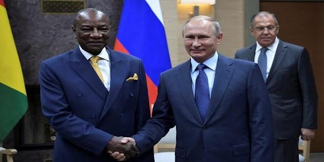 Η Ρωσία διέγραψε χρέη χωρών της Αφρικής που υπερβαίνουν τα 20 δισ. δολάρια