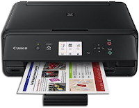 Canon Printer TS5055 Setup driver