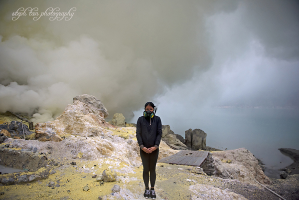 Ijen Crater, Indonesia