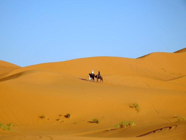 desierto marruecos que ver