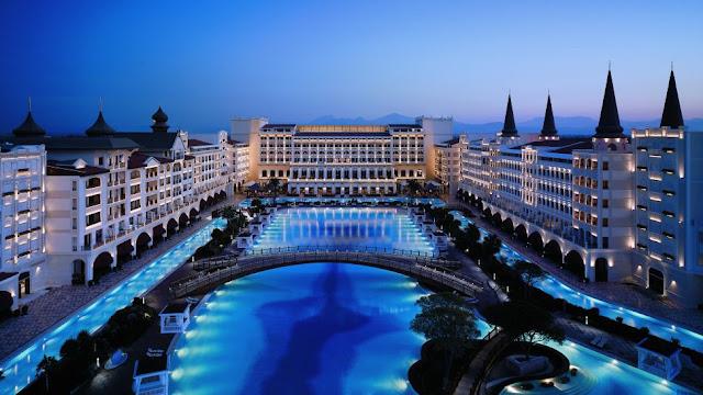 Antalya'da Gidilebilecek Oteller