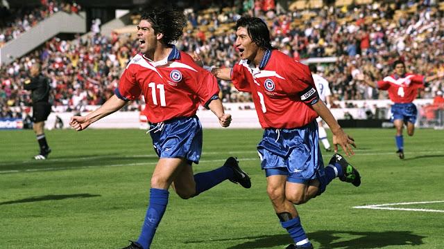 Italia y Chile en Copa del Mundo Francia 1998, 11 de junio