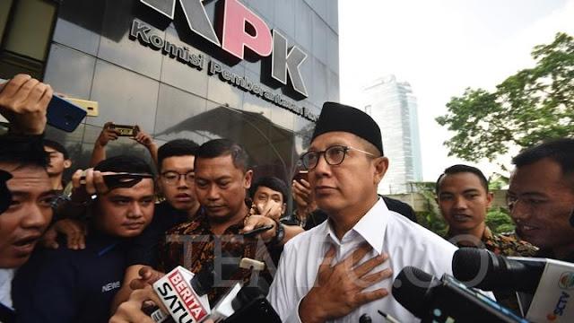 Menteri Agama Akui Terima Uang dari Tersangka Suap Jual Beli Jabatan