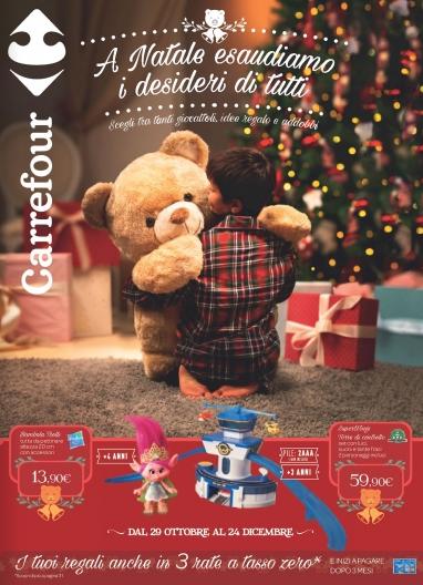 Auchan Giocattoli Natale 2016