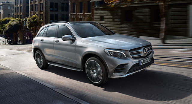 Dimensioni Mercedes GLC