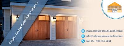 Calgary Garage Builder & Contractor