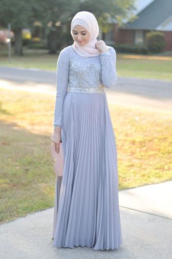 10 Model Baju Pesta Muslimah Modern Terbaru 2016 626574150b