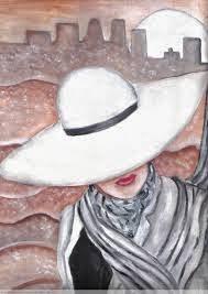Chiste de ancianos, el sombrero