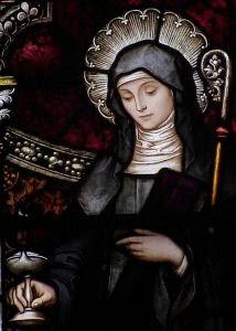 St Brigid Wikimedia Public Domain