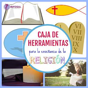 Caja de herramientas para la enseñanza de Religión