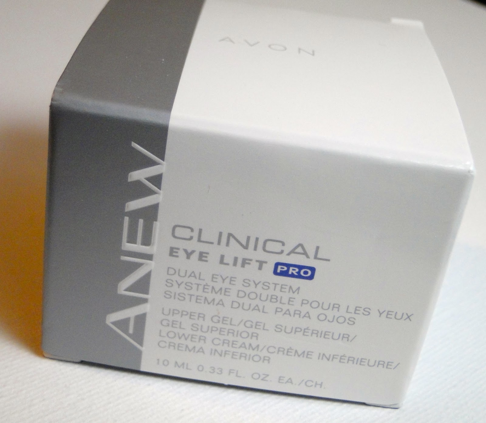 anew clinical eye lift