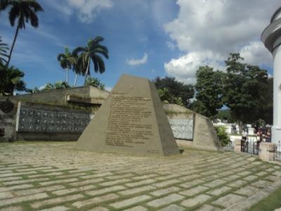 Conecpto de Revolución Monumento a Fidel Castro en Santa Ifigenia