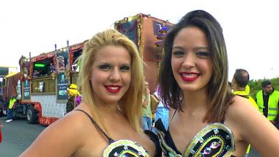 Resultado de imagen de La cabalgata del carnaval de Telde contará con treinta y cinco carrozas