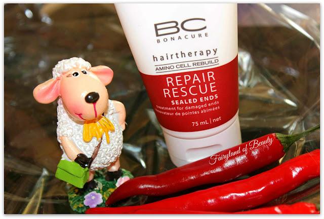 Отзыв: Восстанавливающее средство для кончиков волос Schwarzkopf BC Repair Rescue Sealed Ends.