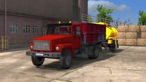 GAZ 3307-3308 truck mod beta v3
