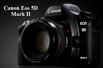 Spesifikasi dan Harga Kamera Canon Eos 5D mark II