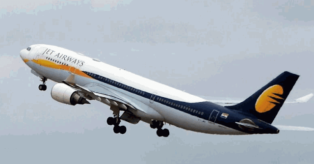 jet airways shares