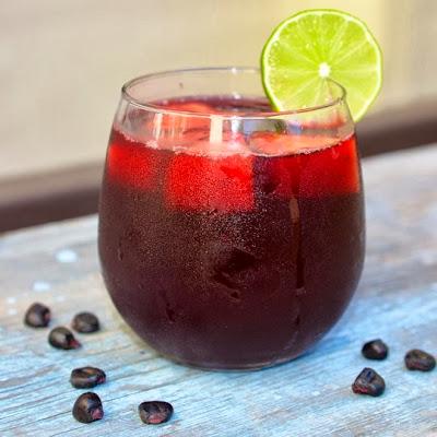 Peru içkisi Chicha Morada