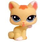 Littlest Pet Shop Pet Pairs Cat (#1821) Pet