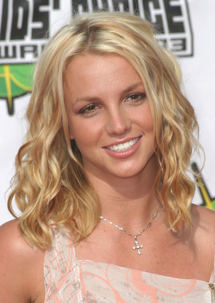 Britney Spears Medium Length