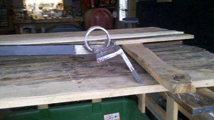 """Connu Les outils """"démonte palettes"""" des autres en auto-construction  QW29"""
