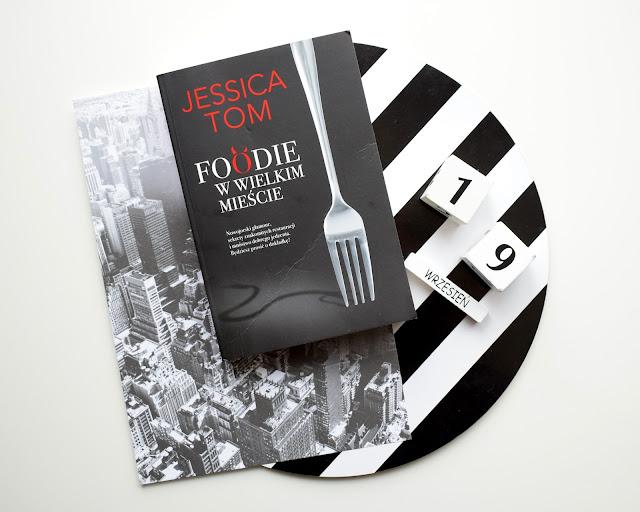 Jessica Tom, Foodie w wielkim mieście