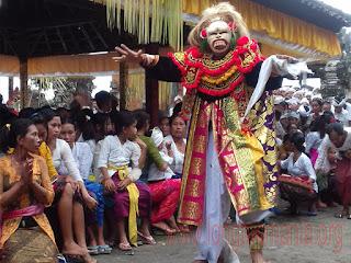 Tari Wali Topeng Sidakarya