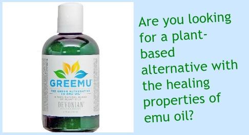 All natural oils for skin
